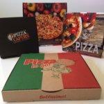 emballage carton pizza